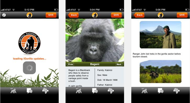 Gorilla-screens