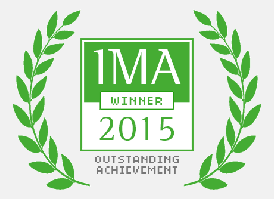 IMA-Web-Design-Award-Winner