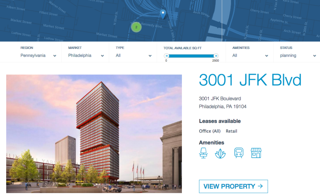 3001 JFK Boulevard property